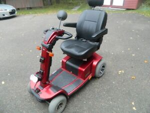 2016 mobility  scooter