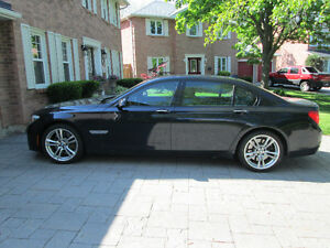 2011 BMW 7-Series M Sport Sedan All Wheel Drive