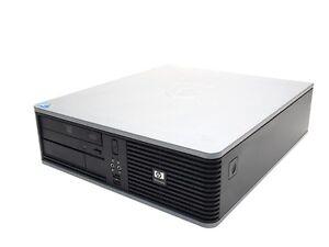 HP DC7900 4GB/80GB/DVD-RW/Card reader/ Windows 10 Pro
