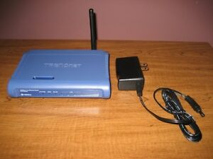 TrendNet 108Mbps Wireless Router