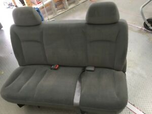 2005 Dodge Carvan Bench Seat