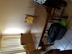 FREE ANTIQUE TABLE