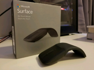 Microsoft Surface Arc wireless mouse