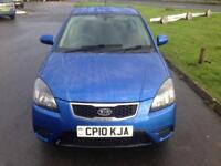 2010 Kia Rio 1.4 Strike - FSH - New MOT - 1 Prior Owner - 114000 Miles