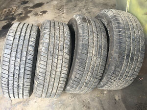 Michelin ltx ms2 265 65 17