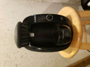 Bosch Tassimo coffee maker.