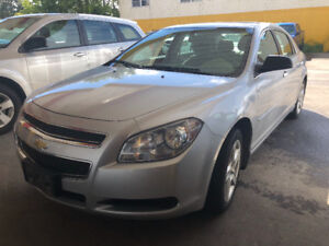 2012 CHEVROLET MALIBU LS 175122 KM LOADED INSPECTED CAR
