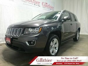 2016 Jeep Compass High Altitude 4x4 w/Leather  Sunroof  - Low Mi