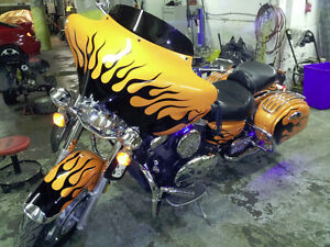 "Motorcycle paint repairs & bodywork ""SPECIAL PRICE "" 3 pcs Windsor Region Ontario image 4"