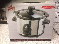 Small slow cooker.