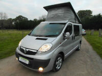 Vauxhall Vivaro - OX Campers - Pop Top - Air Conditioning