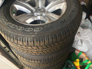 4 brand new tires for sale