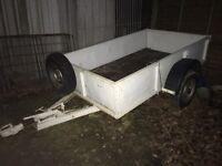 7ftx5ft trailer