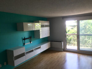 3 ½ Newly renovated condo, power included, Brossard
