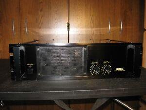 Amplificateur Yamaha P2250