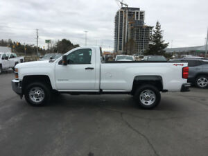 2018 Chevy Silverado 2500HD 4x4