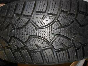 4 pneus P185/70r14 General Altimax Arctic a 7/32