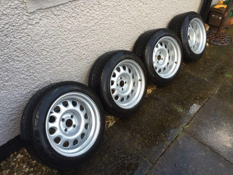 Steel Wheels: G60 Steel Wheels