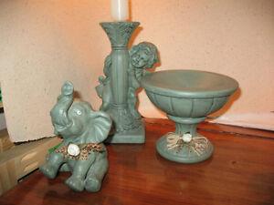 Ange, elephant et vase Gatineau Ottawa / Gatineau Area image 1