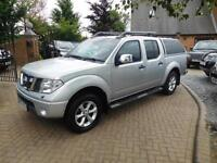 2007 57 Reg Nissan Navara 2.5dCi auto Aventura Fully Loaded