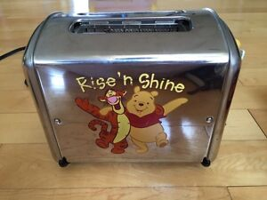 Winnie the Pooh and Tiger Toaster Windsor Region Ontario image 1