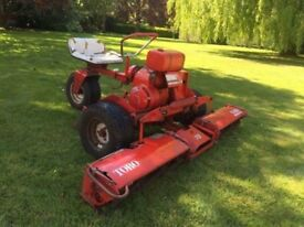 Wanted Toro 70 Professional gang mower ride on cylinder lawnmower parts