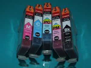 Canon Printer Ink - BCI-6PM - $20.00 For ALL !!!