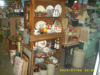 sheds full of antiques