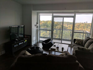 2 bedroom/2 bathroom condo on Eglinton and Leslie