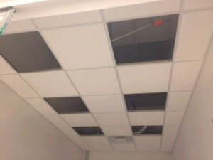 DROP CEILING, T-BAR INSTALLATION 647-994-7828