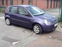 Ford Fiesta 1.25 2007 FINANCE AVAILABLE WITH NO DEPOSIT NEEDED