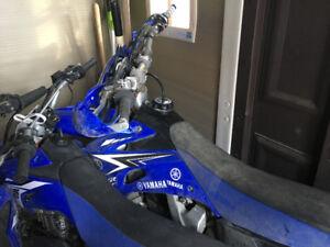 WR250F Yamaha 2010