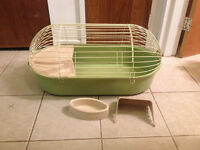 Two guinea pig cages in great condition
