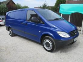 Mercedes-Benz Vito 2.1TD DOG VAN (EX Guide Dogs) LOW MILEAGE