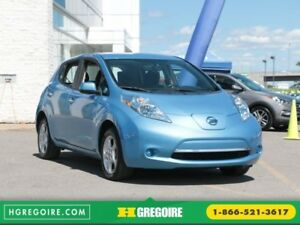 2013 Nissan Leaf SV Navigation Sieges-Chauf Bluetooth USB/MP3