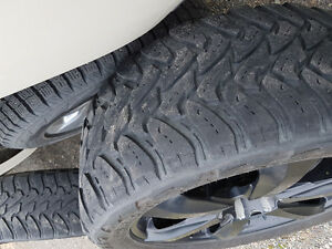 Toyo Open Country Mud Terrain Tires Used
