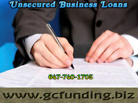 *UNSECURED BUSINESS LOANS* BAD CREDIT OK* 100% EQUIPMENT LEASING