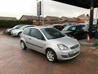 2007 Ford Fiesta 1.25 Style Climate 3dr