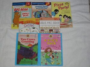 EARLY READERS - LEVEL 1 - CHILDRENS BOOKS - **SPECIAL SALE**