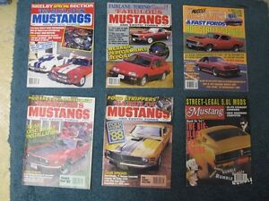 Various Ford & Mustang Enthusiast Magazines - 1982 - 96  #5