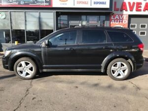 Dodge Journey AWD-SXT-DVD-7 PASSAGERS-JAMAIS ACCIDENTER 2009