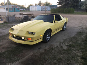 pretty nice cruising car done up iroc