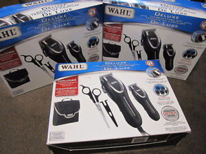 Wahl Deluxe Hair Cutting Kit -Premium Storage Case and Detail