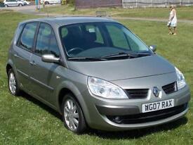 2007 (07) Renault Scenic 1.6 VVT Dynamique