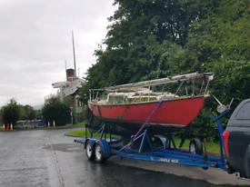 Sailboat project