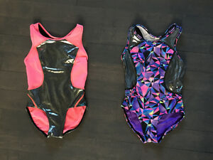 Ivivva - bodysuits / leotards - size 8 - both for $80