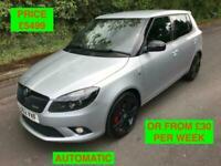 2012 SKODA FABIA 1.4 VRS AUTOMATIC / FAST CAR / WE DELIVER for sale  Waterlooville, Hampshire