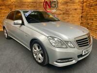 2011 Mercedes-Benz E Class E250 CDI BlueEFF Avantgarde Ed 125 4dr Tip Auto SALOO