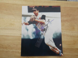 """FS: Baltimore Orioles """"Autographed"""" Photos/Items London Ontario image 10"""