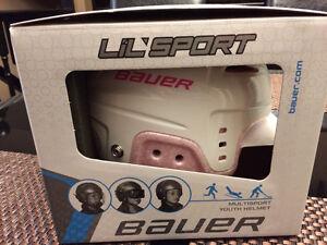 Bauer Lil' Multisport Helmet